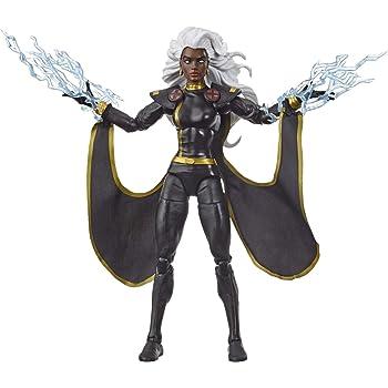 Marvel Comics The Uncanny X-Men Figura de Acción de 6 Pulgadas Vintage Storm