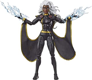 Marvel Retro 6-Inch-Scale Fan Figure Collection Storm X-Men Action Figure Toy, Marvel Super Hero Collectible Series, For K...