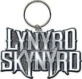 Lynyrd Skynyrd Keyring Keychain Classic Band Logo Official Metal Size One Size