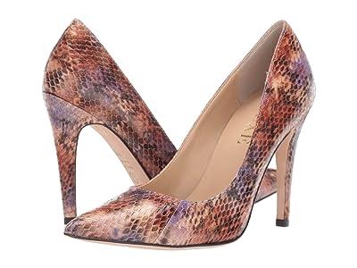 J. Renee Ellyana (Desert Multi Snake) High Heels