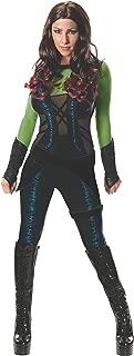 Secret Wishes Marvel Guardians Of The Galaxy Gamora Women's Costume