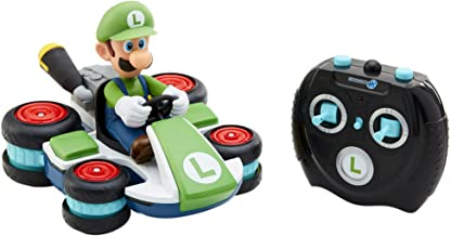Nintendo Mario Kart 8 Luigi Mini Anti-Gravity Rc Racer 2.4Ghz, with Full Function Steering Create 360 Spins, Whiles & Drif...