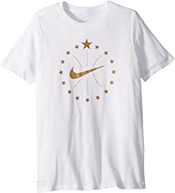 Nike Kids - Dry Stars Tee (Little Kids/Big Kids)