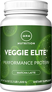 Sponsored Ad - MRM Veggie Elite Matcha Latte - 2.2 Pound