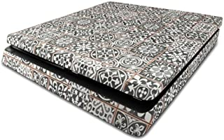 Playstation 4 Slim PS4 Slim Skin Patchwork Tiles Console Skin/Cover/Wrap for Playstation 4 Slim