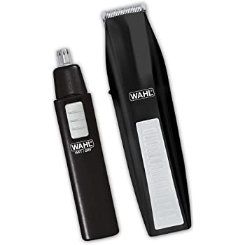 Wahl Beard Trimmer With Additional Personal Trimmer, 5537-1801