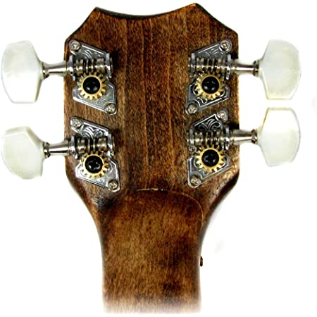 Cigar Box Guitar Parts: Shane Speal Signature Tuners for 4-string guitars - 2 left / 2 Right