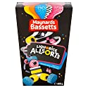 Maynards Bassetts Allsort Liquorice Sweets Bag, 400 g
