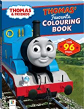 Thomas And Friends Thomas' Favourite Colouring Book