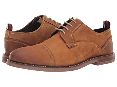 Ben Sherman Birk Cap Toe (Tan Leather II) Men