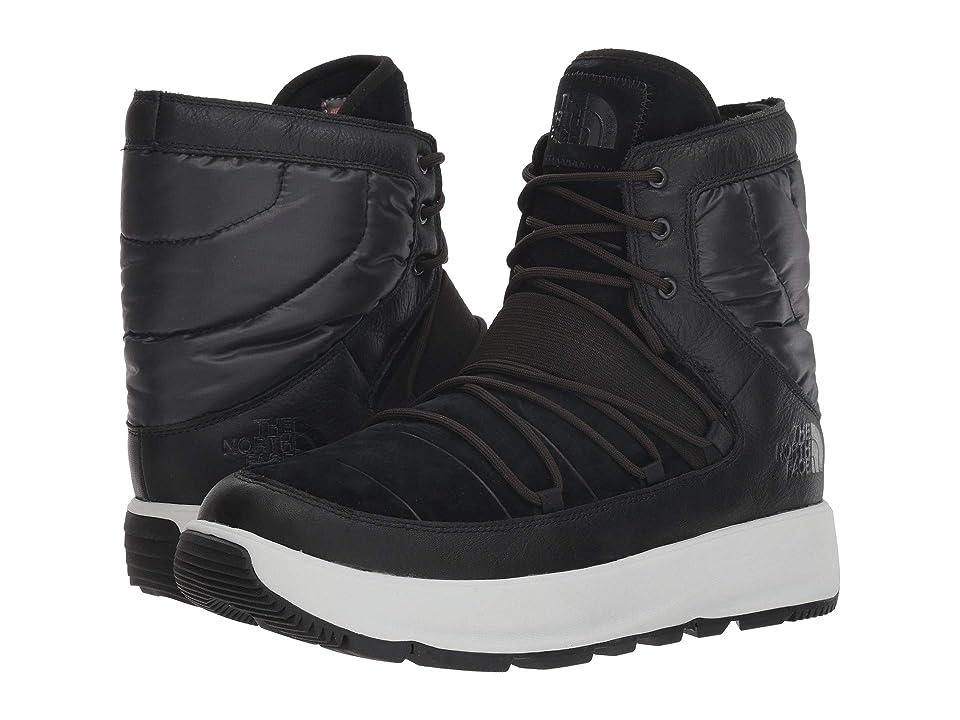 The North Face Ozone Park Winter Boot (TNF Black/Tin Grey) Men