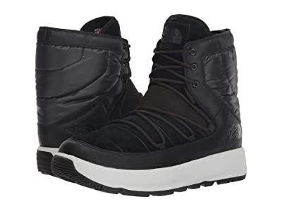 The North Face Ozone Park Winter Boot (TNF Black/Tin Grey) Men