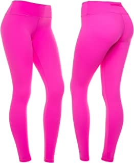 High Waisted Women's Leggings - Smart, Flexible Compression for Yoga, Running, Fitness & Everyday Wear