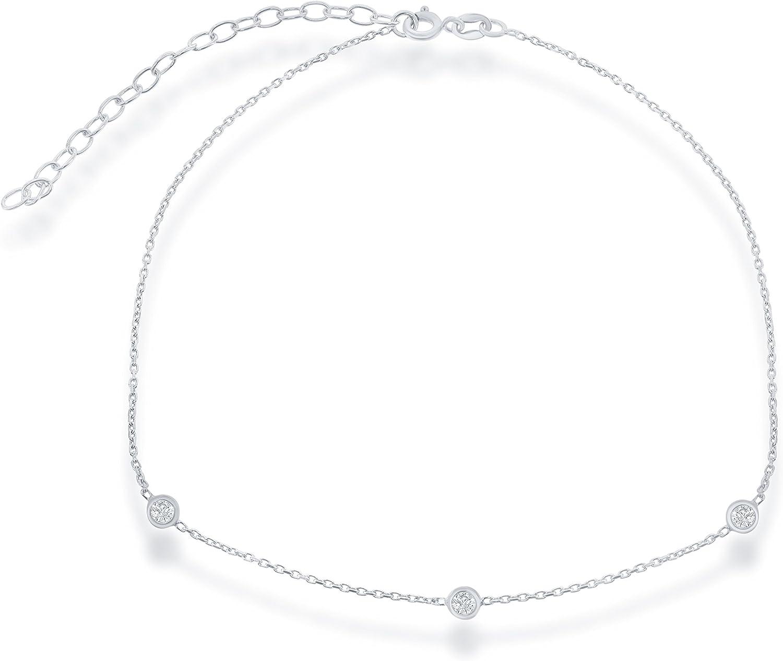 Beaux Bijoux Sterling Silver 12