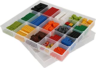 iris 6 drawer lego storage