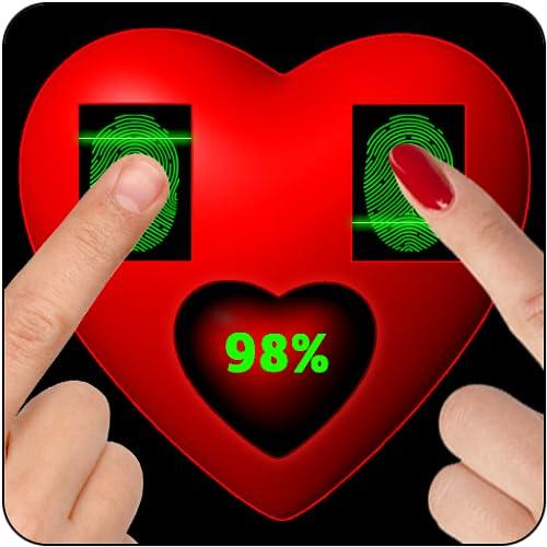 Finger Print Scanner for Love Calculator Prank