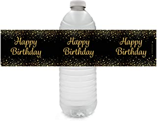 Best happy birthday water bottle Reviews