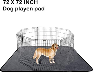ANWA Washable Dog Pee Pads, Dog Training Pads Large Dogs, Dog Puppy Pad for Crate/Playpen