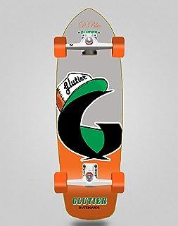 Sakari Surfskate Glutier with SGI Surf Skate Truck...