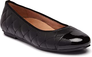 Vionic Women's Spark Desiree Ballet Flat - Ladies Flats with Concealed Orthotic Arch Support
