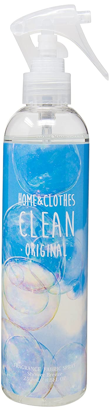 論理幸運なことに紳士フレグランシー フレグランスファブリックスプレー シャワーブリーズ FRAGRANCY Fragrance Fabric Spray Shower Breeze