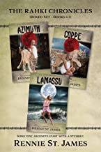The Rahki Chronicles Boxed Set (Books 1-3): An urban fantasy action adventure series