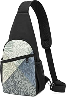 PGTry Vintage Ilustración de Marigold Sling Bag ligero, mochila de hombro, bolsa cruzada, bolsas de viaje, senderismo, par...
