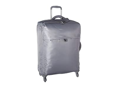 Lipault Paris Original Plume Spinner 72/26 Packing Case (Pearl Grey) Luggage