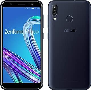 ASUS Zenfone Max M1 ディプシーブラック 【日本正規代理店品】 ZB555KL-BK32S3/A