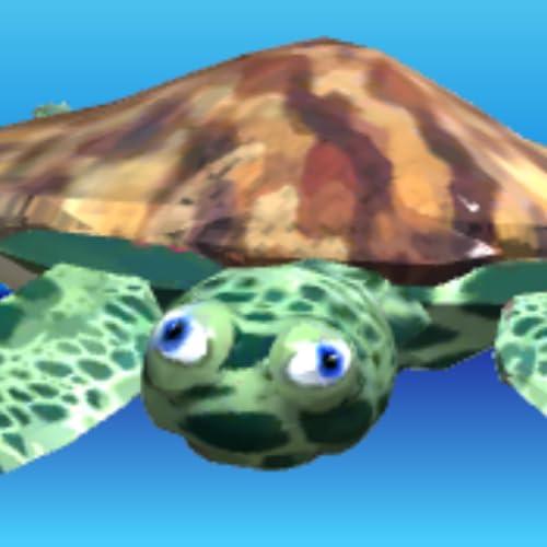 Escapar hacia el Océano: Nadar como tortuga/delfín