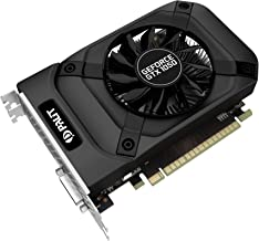 Palit PCI-E GTX1050 StormX 2 GB 128-Bit D/3DP/HDMI Graphics