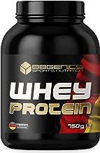 BBGenics Eiweiß Protein Shaker mit Drehverschluss und Siebeinsatz