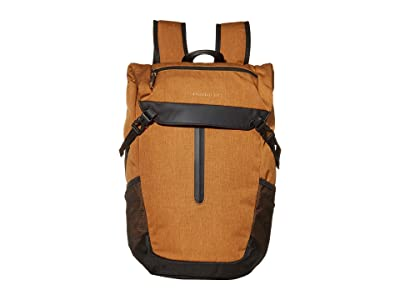 Hedgren Relate Folder Backpack (Rubber Camel) Backpack Bags