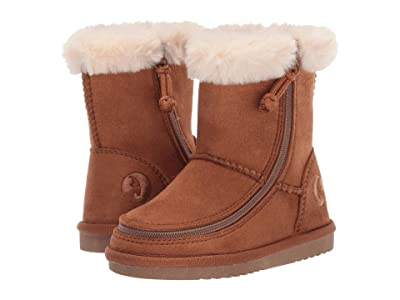 BILLY Footwear Kids Cozy Boot (Toddler) (Chestnut) Girls Shoes