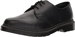 1461 Shoe,Black Smooth,6 UK/7 M US