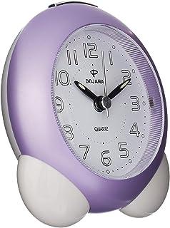 Dojana alarm clock-Purple-White -DA103