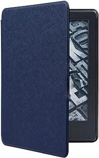 NEXARY Kindle Paperwhite 2018 第10世代 ケース カバー 軽量 スリム オートスリープ (KPW2018 ブルー)