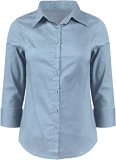 button down blouse topshop