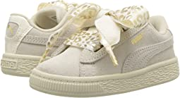Whisper White Puma Team Gold. 37. Puma Kids. Suede Heart Athluxe Inf ( Toddler) 665f5e5ac