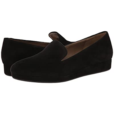 ECCO Auckland Loafer (Black) Women