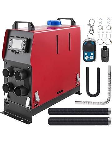 VEVOR 3KW Riscaldatore daria Diesel 12V 3KW Riscaldatore di Carburante Riscaldamento Autonomo Riscaldatore Diesel Auto Condizionata Telecomando con Interruttore LCD