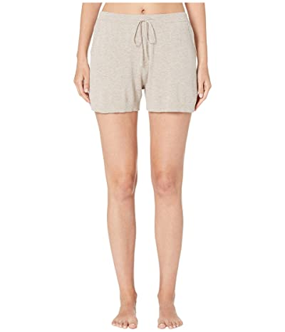 Skin Organic Cotton Bethany Shorts (Limestone) Women