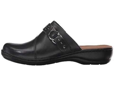 LeatherNavy LeatherDark LeatherDark Sadie Black Leather Leisa Clarks Tan Brown t1Pax0nqw