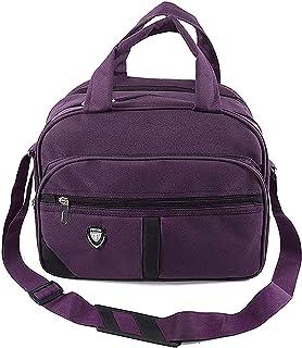 Storite Cross body Travel Office Business Messenger Shoulder Bag For Men Women -Horizontal