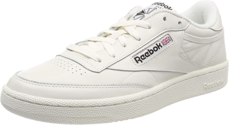 Reebok Club C 85 Mu, Chaussures de Gymnastique Homme