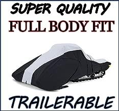 Super Quality, Full Fit Snowmobile Sled Cover fits Ski-Doo MXZ Adrenaline 600 HO RER 2003 2004