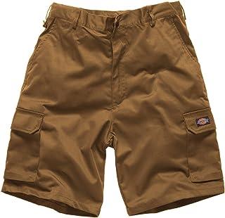 Dickies Redhawk Pantalones cortos, Marrón (Khaki), 56 ES para Hombre