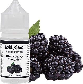Sponsored Ad - Hobbyland Candy Flavors (Blackberry Flavoring, 1 Fl Oz), Blackberry Concentrated Flavor Drops