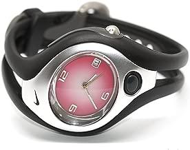 NIKE Triax Swift Pink RED Analog Sport MIDSIZE Watch