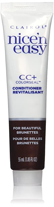Clairol Nice 'N Easy CC Plus Color Seal Conditioner, Beautiful Brunettes, 1.85 Fluid Ounce